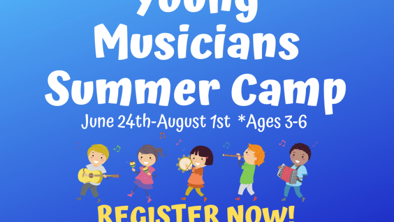 Young Musicians Summer Camp