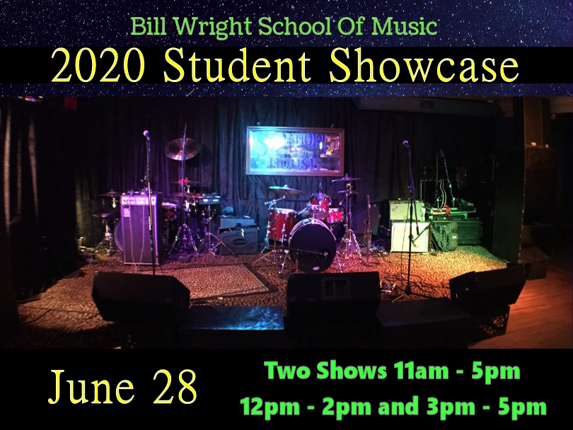 Bill Wright School of Music 2020 Student Showcase